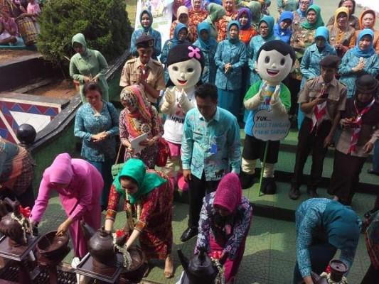 Advertorial: Peringatan Hari Cuci Tangan Pakai Sabun Sedunia Provinsi Lampung