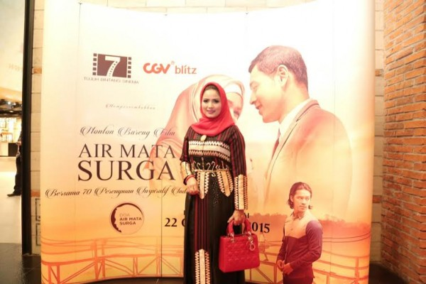 Aprilani Yustin Masuk 70 Perempuan Inspiratif Indonesia