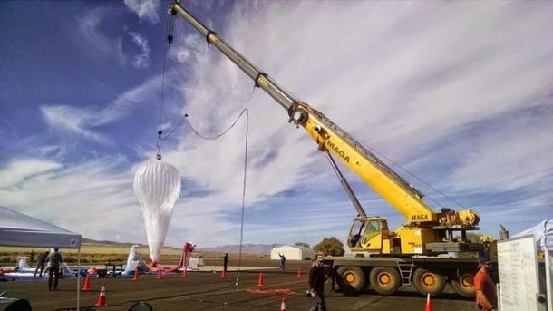 Balon intenet google | ist