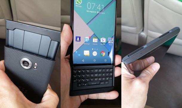 Ini Kelebihan BlackBerry Priv