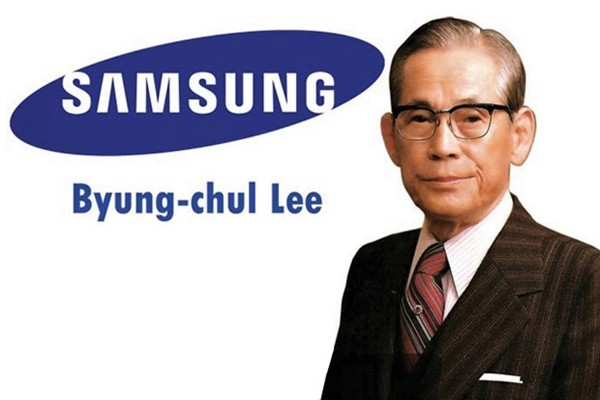 Byung Chull samsung