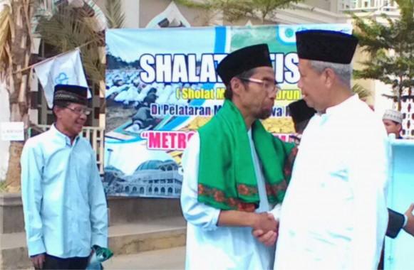 Mustafa Ajak Pemuda Bangun Lampung Tengah