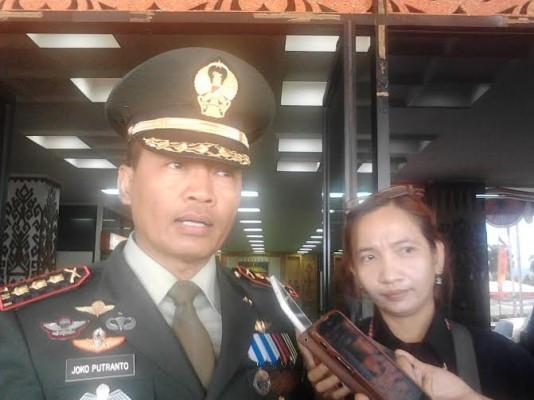 Korem 043/Gatam siap Amankan Pilkada Serentak Lampung 2015