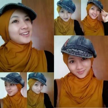 Yasmin Wiwid, desainer cantik asal Lampung. | Ist