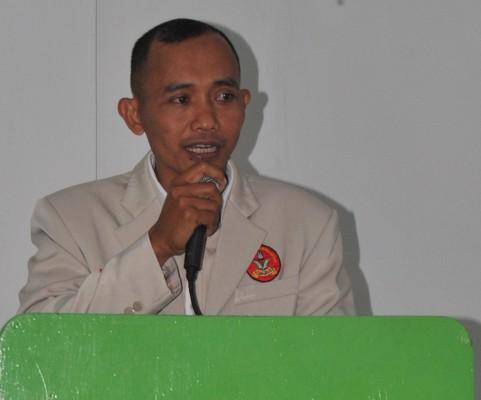 Eko Yuono, Resmi Ketua FPLA Lampung Tengah