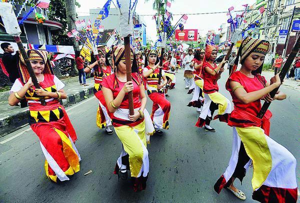 Festival Krakatau di gadang-gadang untuk menjadi even pariwisata bertaraf internasional. | Sugiono/Jejamo.com