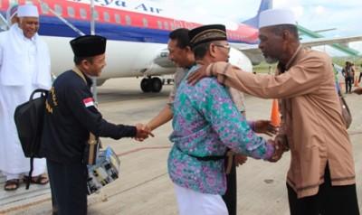 Kemenag Lampung Larang Keluarga Jamaah Haji Jemput di Bandara