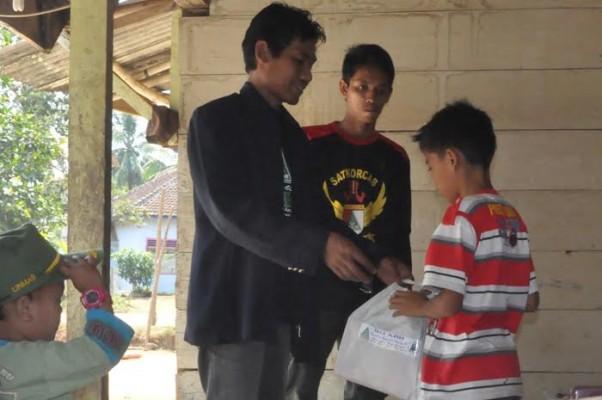 GP Ansor Way Kanan: Anak Yatim Piatu Harus Didorong Mandiri