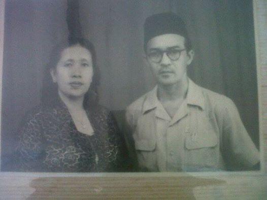 Gele Harun dan Istri. | Dok.