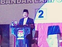 Visi Misi Calon Walikota Bandar Lampung, Katakan Ya (Yunus Ahmad)