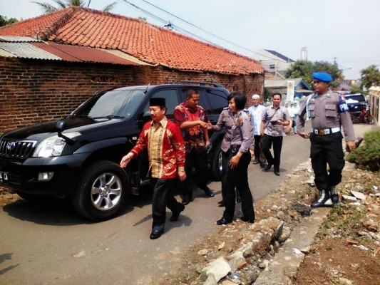 KPU Way Kanan Lampung Bahas Debat Kandidat