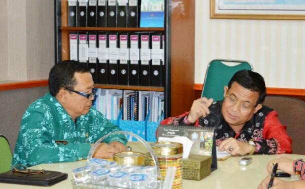 Asisten II Ekobang Apresiasi Radio ASN Lampung