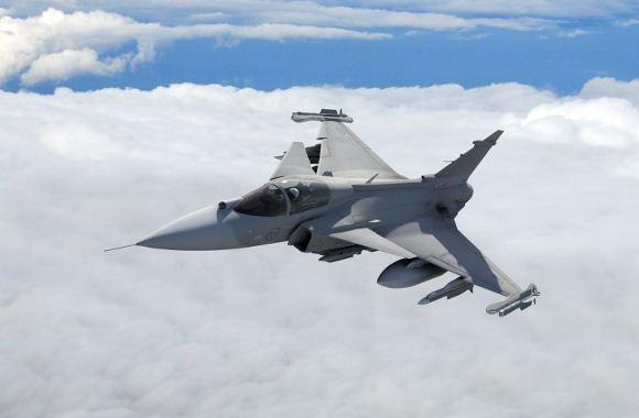 Swedia Tawarkan Jet Tempur JAS 39 Gripen Kepada Indonesia