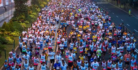 Jakarta Marathon | ist