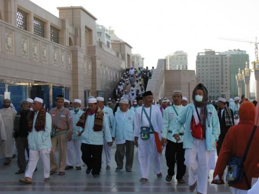 Minggu Besok, Jamaah Haji Lampung Tengah Tiba di Tanah Air