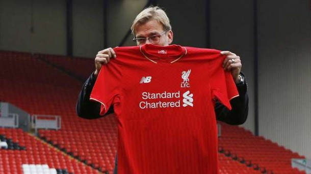 Manager baru Liverpool Jurgen Klop | Reuters