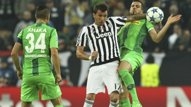 Juventus vs Borussia Moenchengladbach  | ist