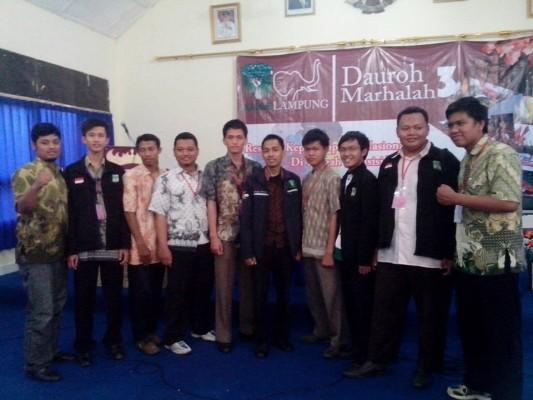 Pengurus KAMMI Lampung. | Ist
