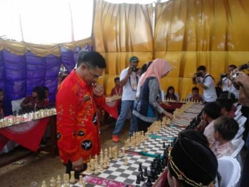 1.460 Siswa Lampung Timur Ikuti Kampanye Gizi