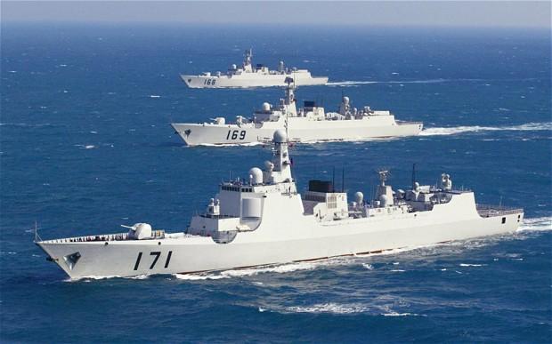 Kapal perang China | ist