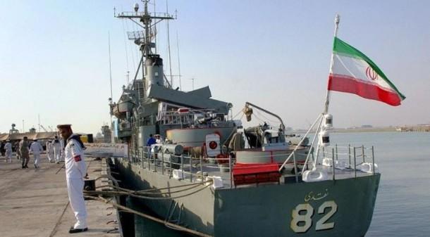 Kapal perang Iran | ist