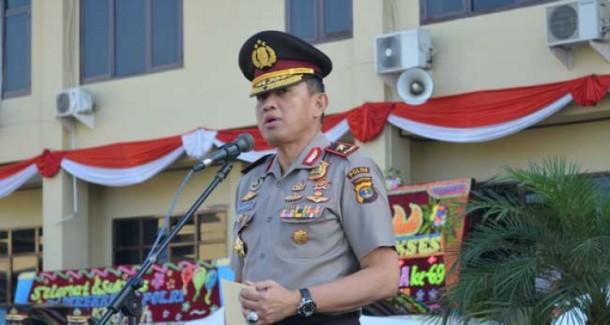 Kapolda Minta Forum Keamanan Kecamatan Lampung Tengah Berjalan