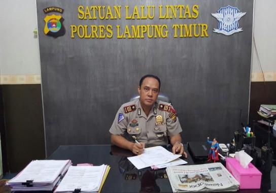 Kasat Lantas Lampung Timur