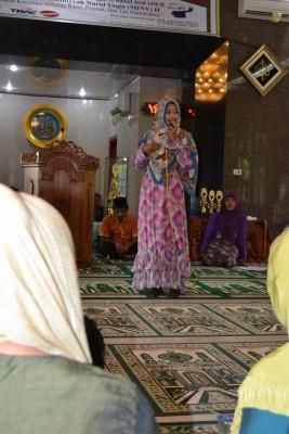 Fakultas Dakwah IAIN Raden Intan Lampung Kirim Dai Bina Warga LP Way Huwi