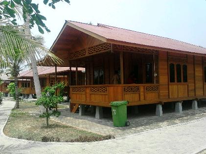Negeri Baru Hotel & Resort Pilihan Tempat Wisata Lampung Selatan