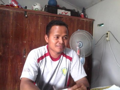 Sekum  PASI Kota Bandar Lampung Mardianto | Widya/jejamo.com