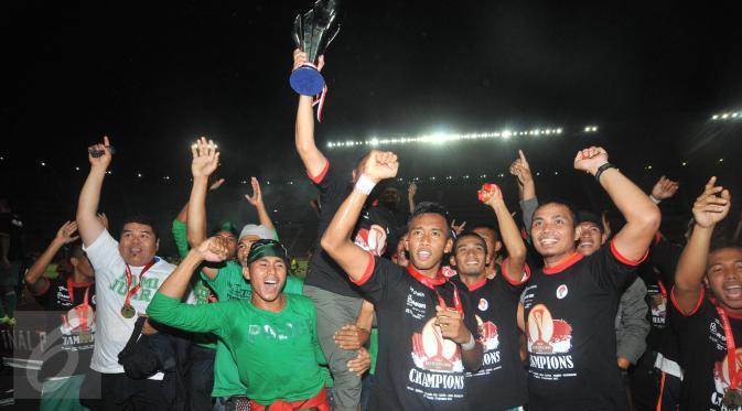 Kemenpora Talangi Hadiah Piala Kemerdekaan dari APBN