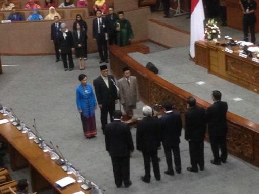 Ahmad Junaidi Auly Gantikan Abdul Hakim di DPR RI