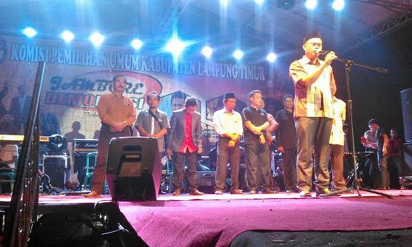 Ririn Kuswantari: Mantan Wali Kota Bandar Lampung Thabranie Daud Pantas Diteladani