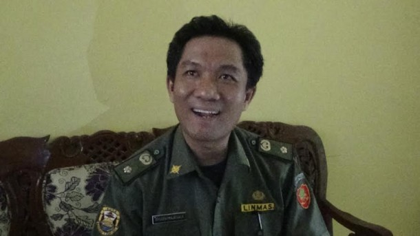Plt Kepala Sekolah SMAN16 Bandar Lampung Ryuzen | Sugiono/jejamo.com