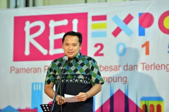 Gubernur Lampung M Ridho Ficardo | ist