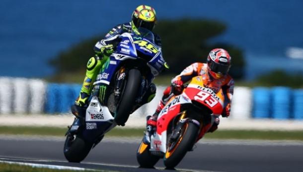Rossi Bertekad Menangi GP Valencia