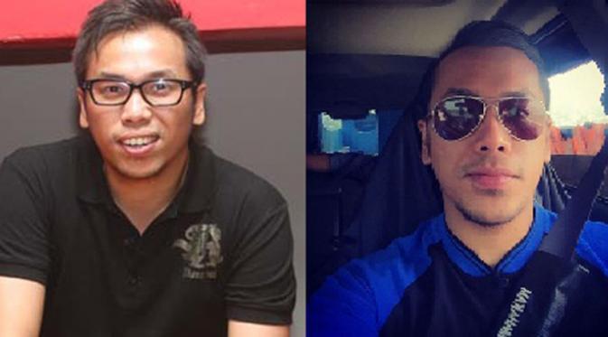 Penampilan Sammy Simorangkir dulu dan sekarang | instagram