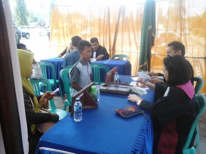 Kepala BKSDA Lampung Belum Bisa Dikonfirmasi Penyebab Kebakaran TNWK