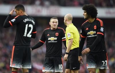 United Tak Mampu Mengimbangi Kecepatan Arsenal