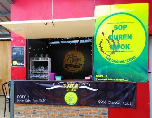 Wisata Kuliner Menikmati Sop Duren Ewok Bandar Lampung