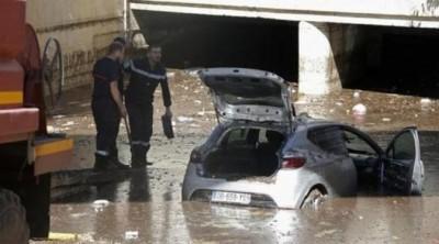 Sungai Rivera di Prancis meluap | Reuters