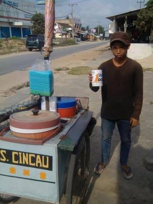Ratusan PNS Pemprov Lampung Ikuti Jalan Sehat