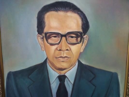Sekilas Riwayat Mantan Wali Kota Bandar Lampung Thabranie Daud