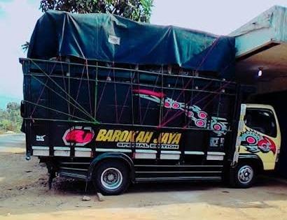 Kendaraan besar dilarang melintas di Lampung Timur pada pagi hari | Winar/jejamo.com