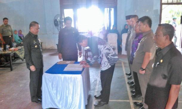 Gubernur Siap Lestarikan Aksara Lampung