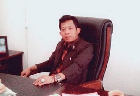 Ketua Badan Legislasi DPRD Lamteng Wahyudi | Raeza/jejamo.com