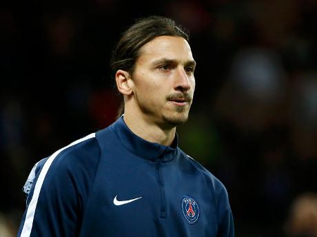 Zlatan Ibrahimovic | Reuters