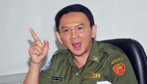 - Gubernur DKI Jakarta, Basuki Tjahaja Purnama (Ahok) | news.okezone.com