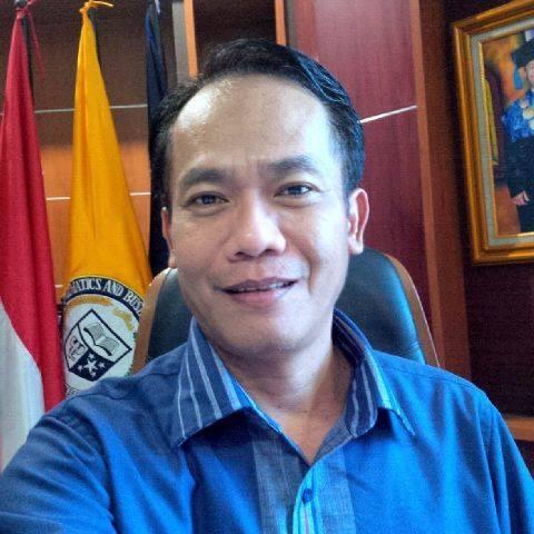 Rektor IBI Darmajaya, Dr. Andi Desfiandi. | Dok.