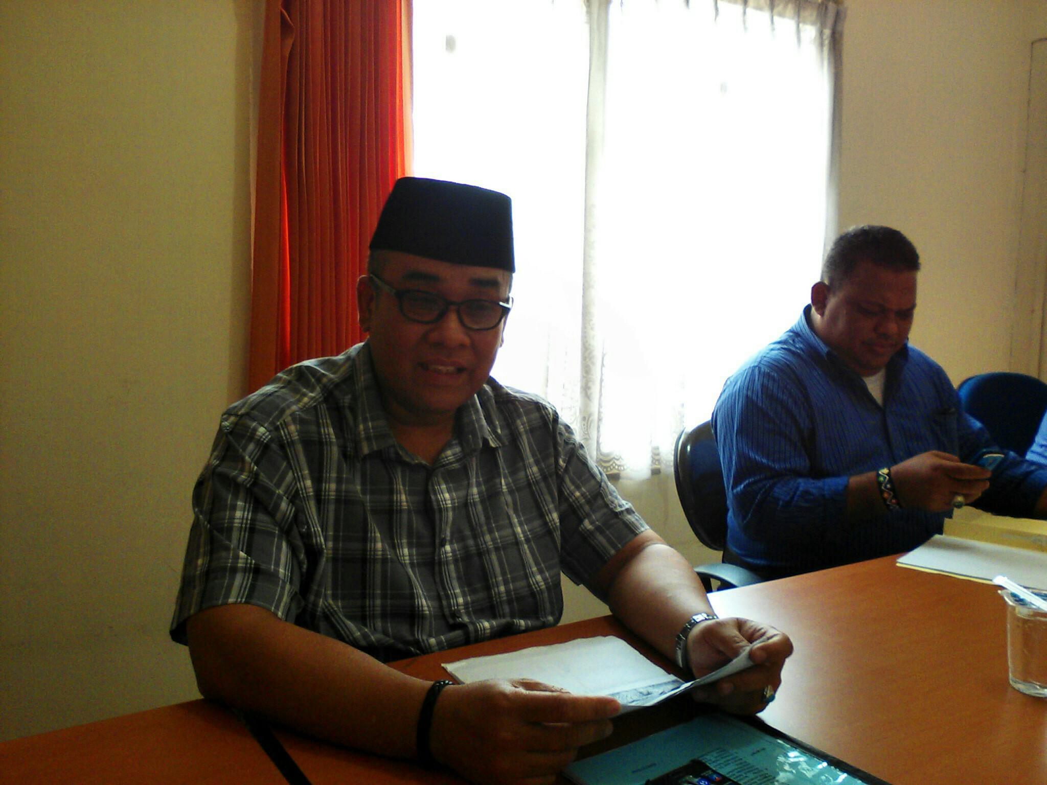 Perwakilan Anggota Dewan Perwakilan Daerah (DPD) RI asal Provinsi Lampung, Andi Surya. | Robby/Jejamo.com